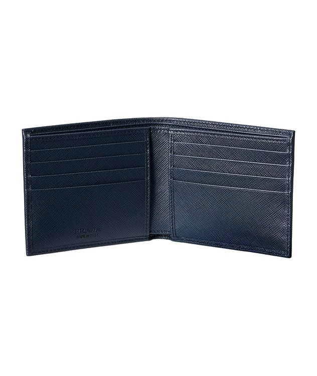 Saffiano Leather Bifold Wallet picture 2