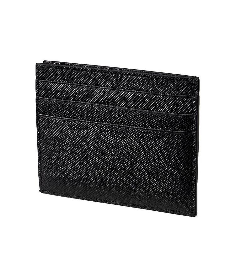 Saffiano Leather Card Holder image 1