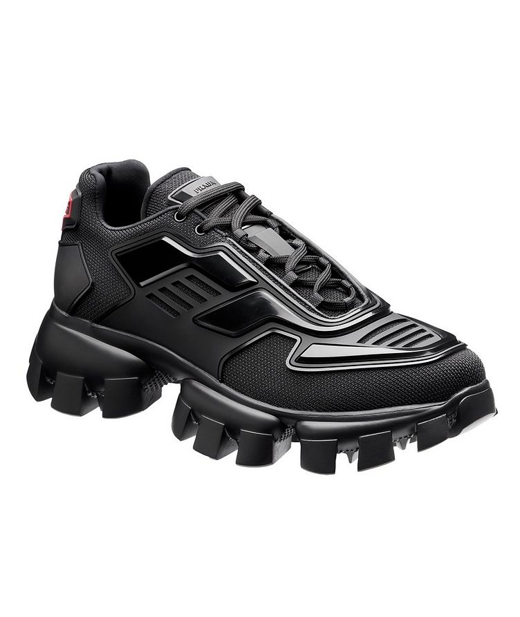 Cloudbust Thunder Technical Fabric Sneakers image 0