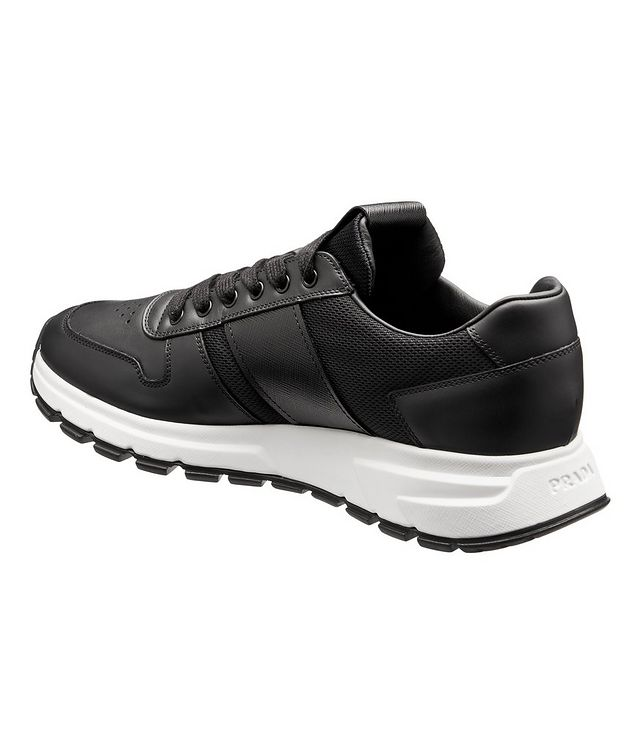 Prax 01 Leather Sneakers picture 2