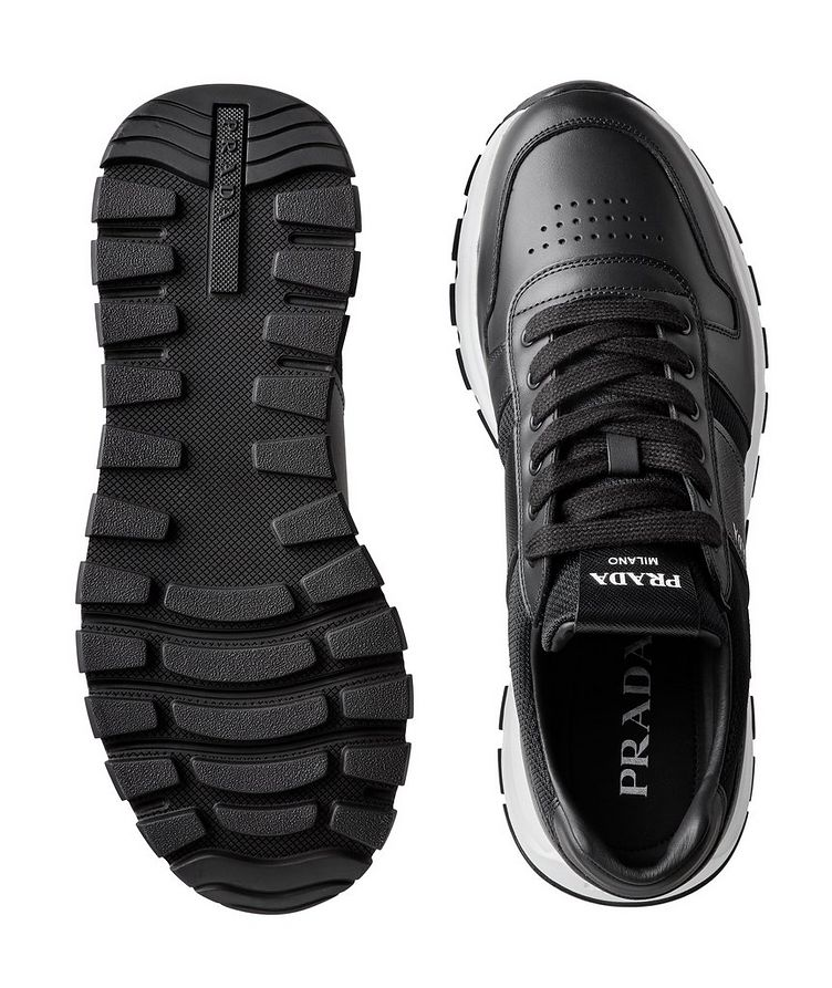 Prax 01 Leather Sneakers image 2