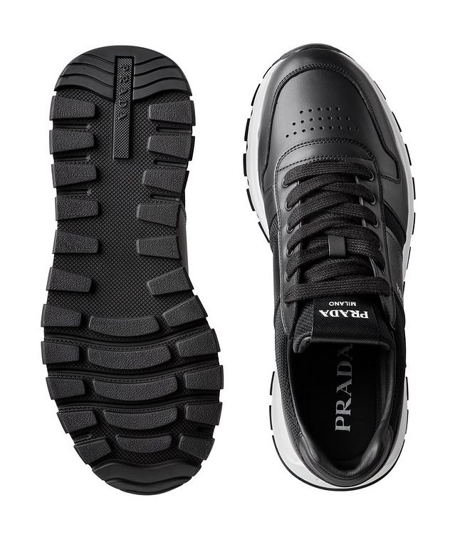 Prax 01 Leather Sneakers picture 3
