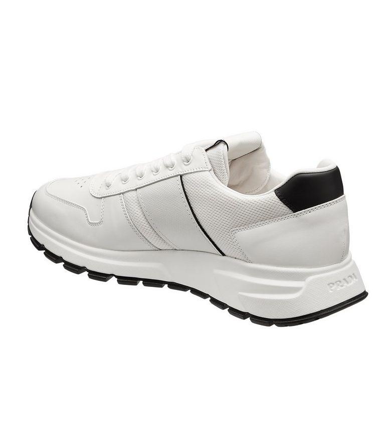 Chaussure sport Prax 01 en cuir image 1