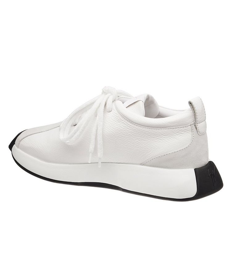 Omnia 10 Arena Leather Sneakers image 1