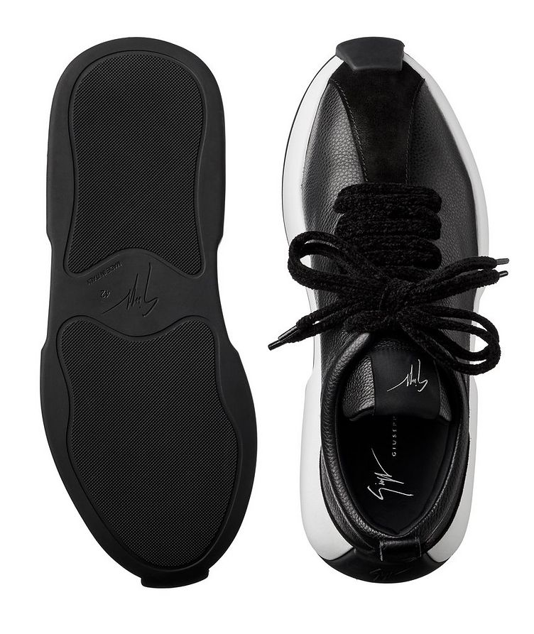 Omnia 10 Arena Leather Sneakers image 2