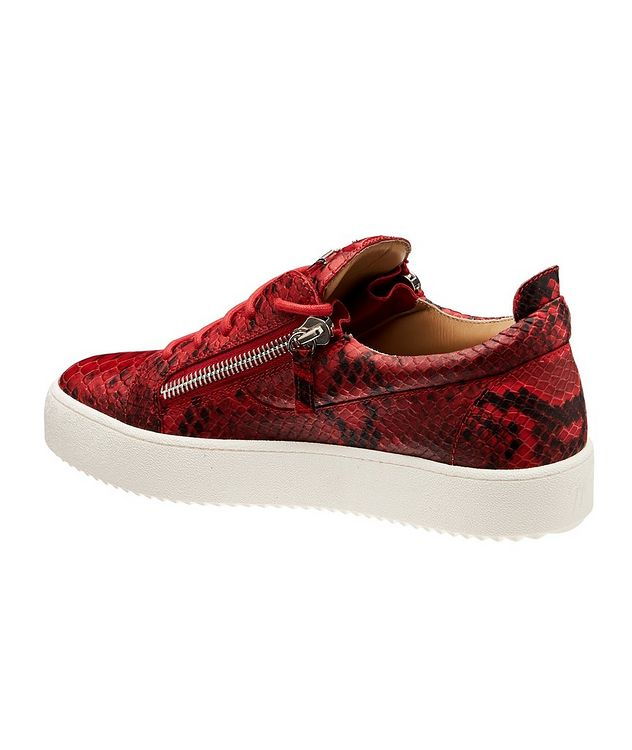 May London Zwift Leather Sneakers picture 2