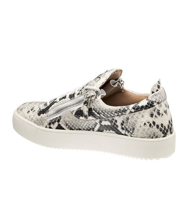 May London Zwift Leather Sneakers image 1