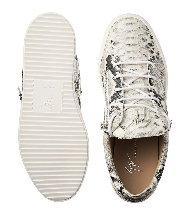 May London Zwift Leather Sneakers picture 3