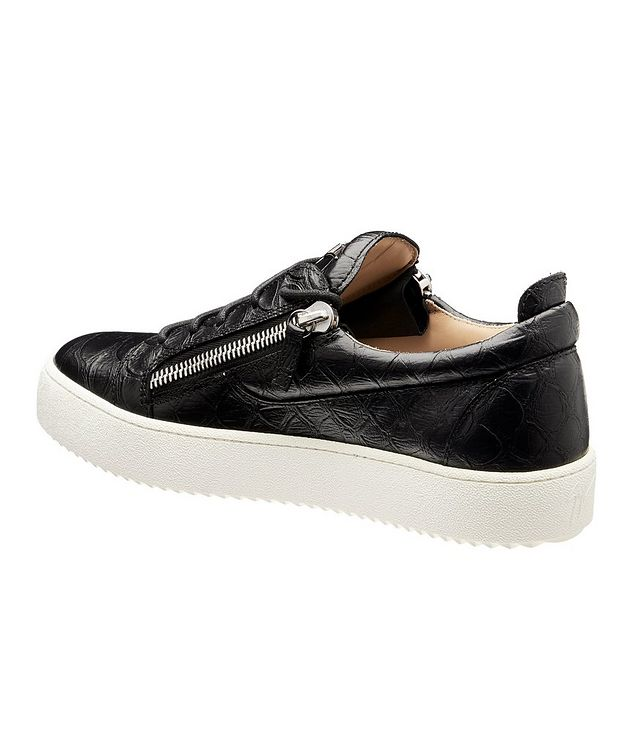 May London Koi Leather Sneakers picture 2
