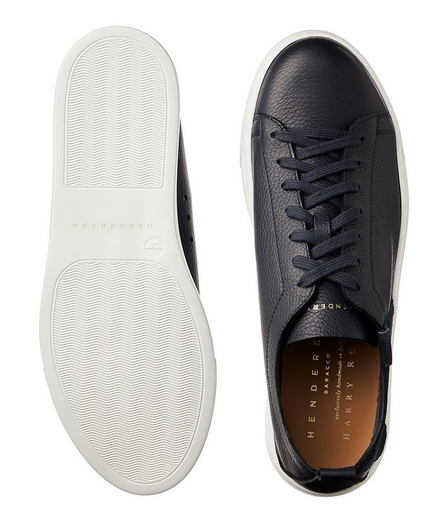 Andy Leather Sneakers picture 3