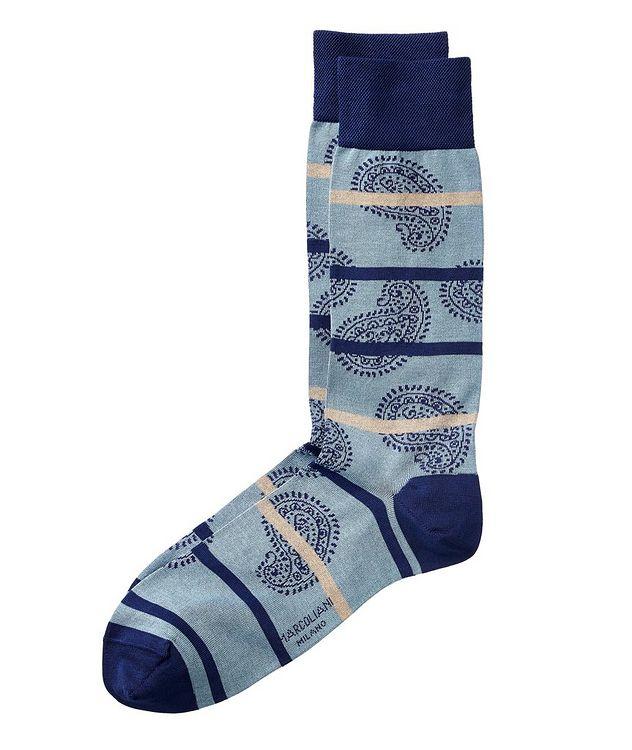 Cotton-Blend Socks picture 1