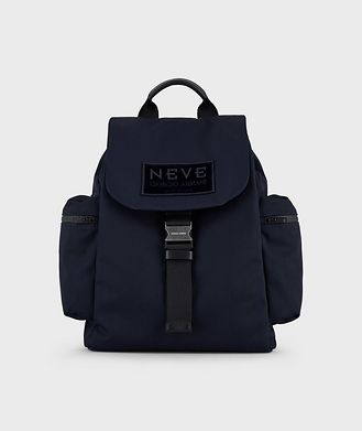 Giorgio Armani Neve Nylon Backpack