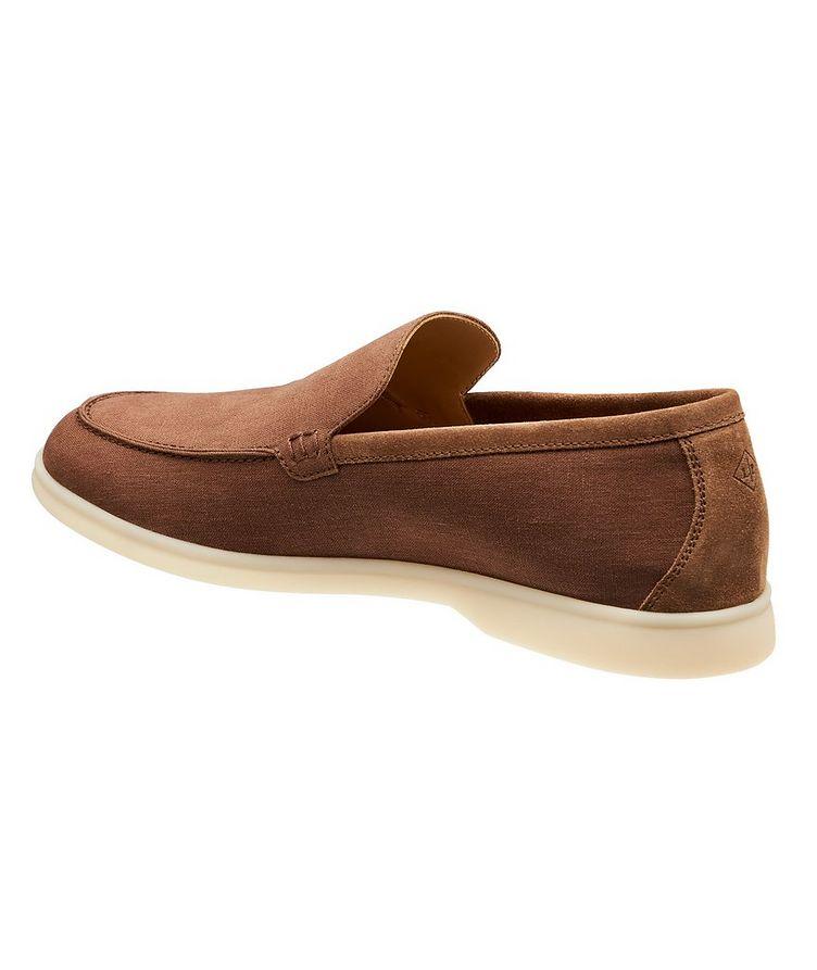 Summer Walk Linen Loafers  image 1