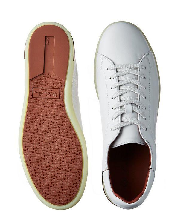 Traveller Walk Prime Calfskin Sneakers picture 3