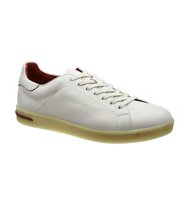 Traveller Walk Prime Calfskin Sneakers picture 1