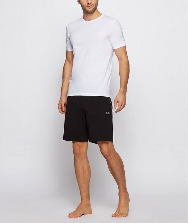 Mix & Match Stretch-Cotton Shorts picture 5