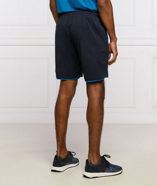 Balance Stretch Cotton-Blend Lounge Shorts picture 3