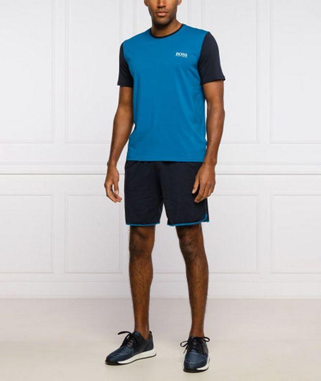 Balance Stretch Cotton-Blend Lounge Shorts picture 5
