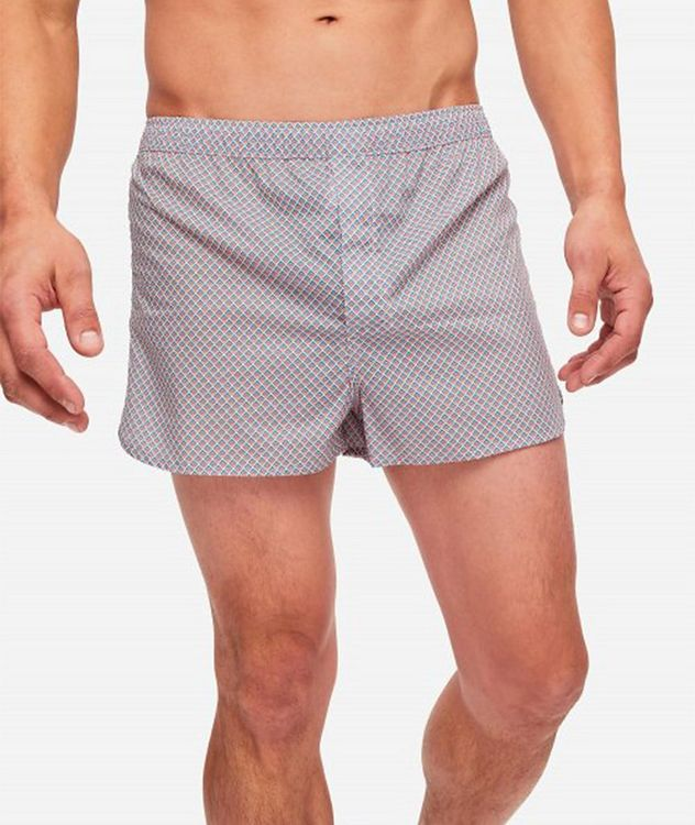 Ledbury 40 Cotton Boxer Shorts picture 2