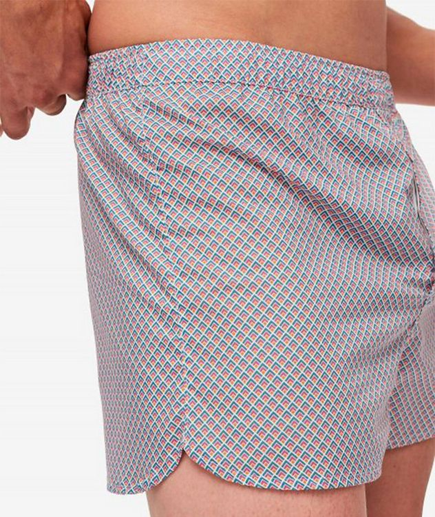 Ledbury 40 Cotton Boxer Shorts picture 3