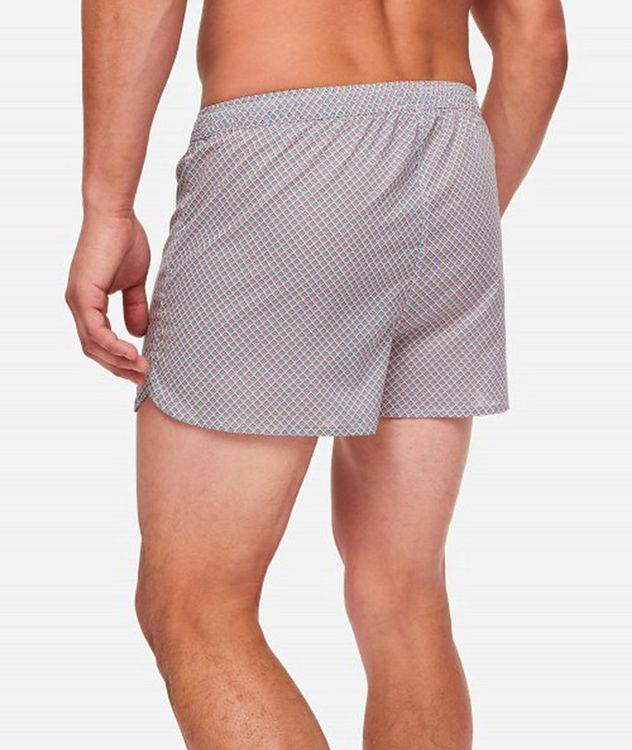 Ledbury 40 Cotton Boxer Shorts picture 4