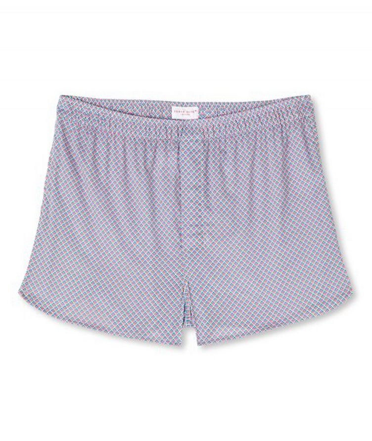 Ledbury 40 Cotton Boxer Shorts image 0