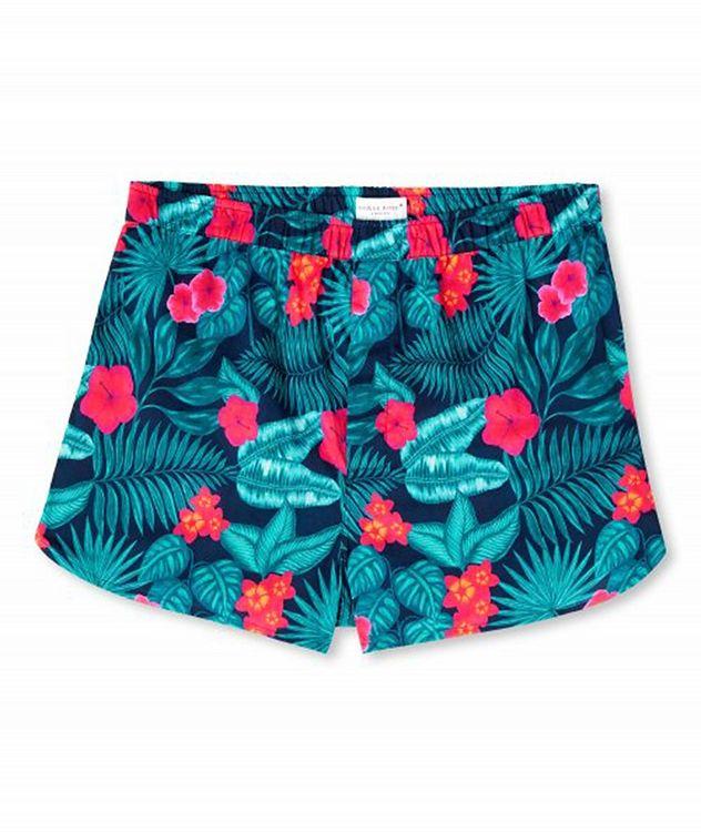 Ledbury 43 Cotton Boxer Shorts picture 1