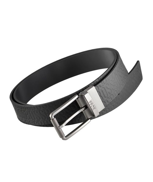 Tintin Reversible Leather Belt picture 1