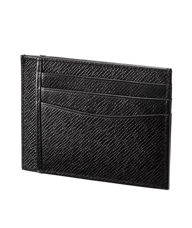 Signature Leather Cardholder picture 2
