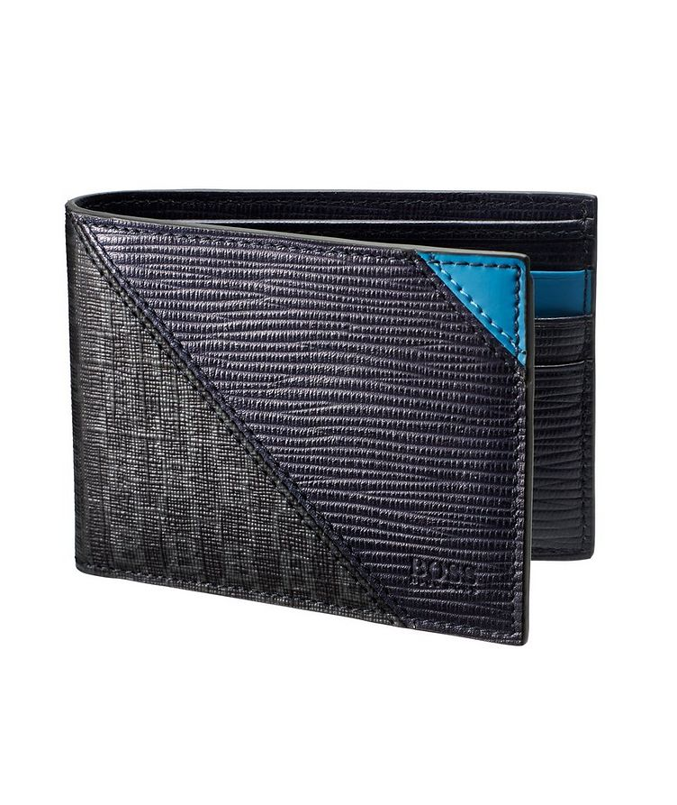 Metropole Leather Bifold Wallet image 0