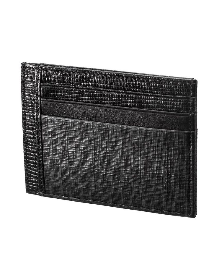 Metropole Leather Cardholder image 1