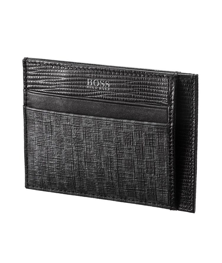 Metropole Leather Cardholder image 0