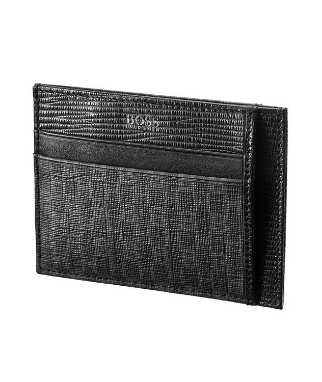 Metropole Leather Cardholder picture 1