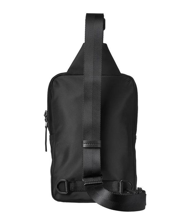 Record Monostrap Nylon Cross Body Bag picture 2