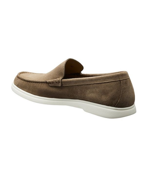 Sienne Suede Moccasins picture 2