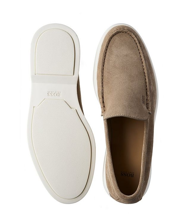 Sienne Suede Moccasins picture 3
