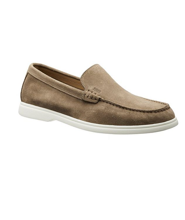 Sienne Suede Moccasins picture 1
