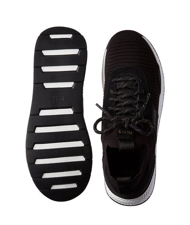 Titanium Knit Sneakers picture 3