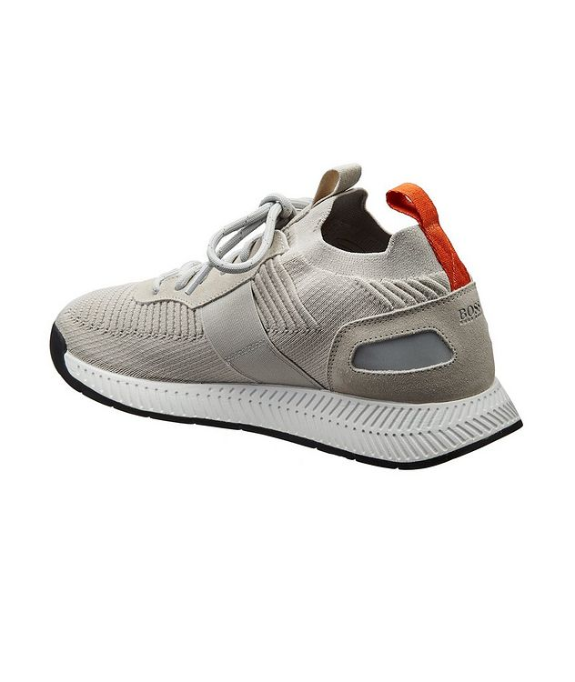 Titanium Knit Sneakers picture 2