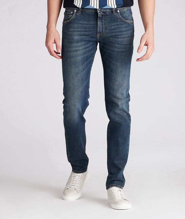 Stretch-Cotton Jeans image 1