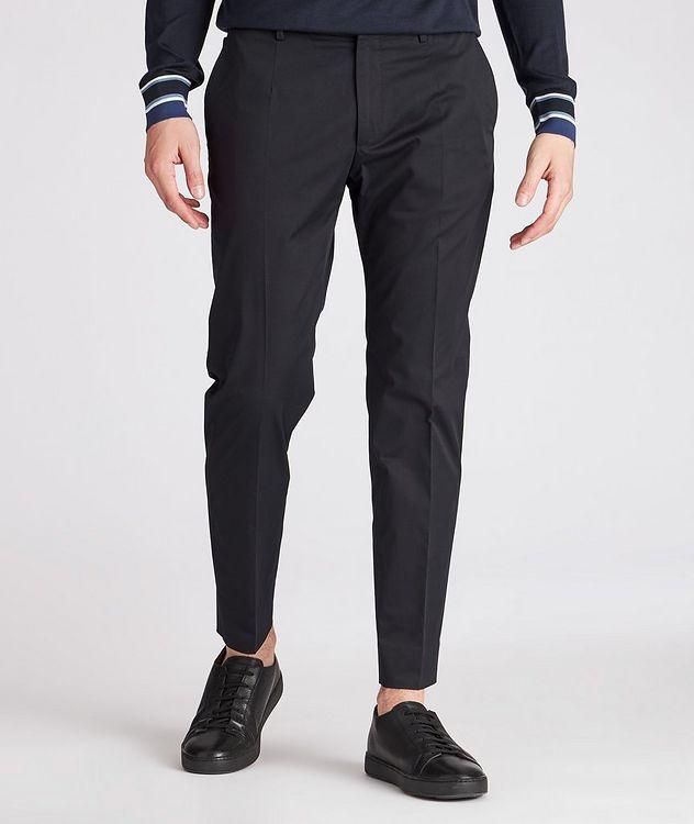 Stretch-Cotton Pants picture 2