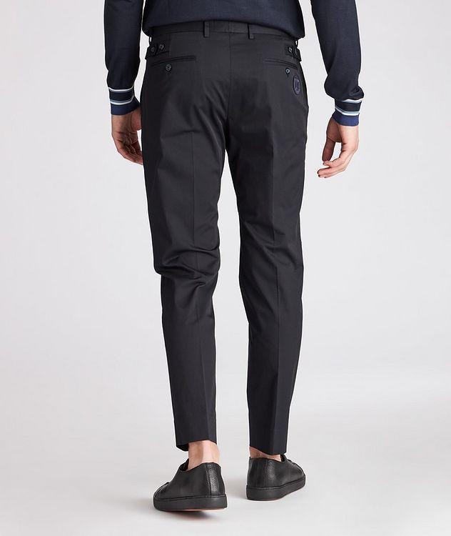 Stretch-Cotton Pants picture 3