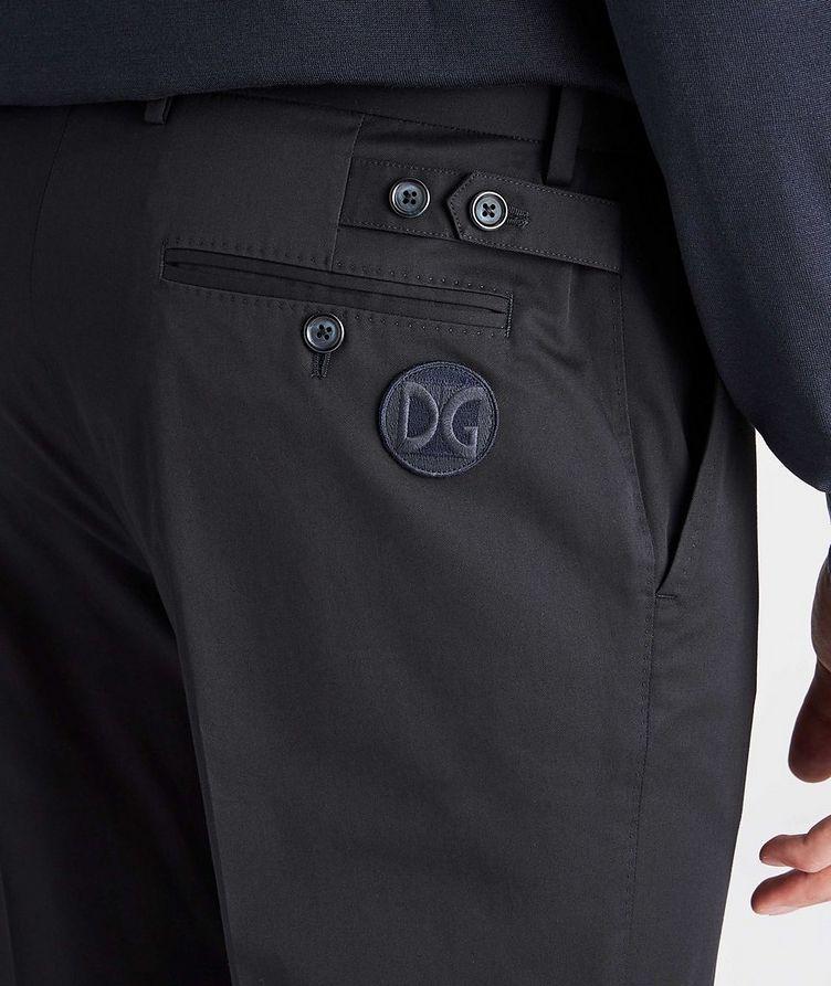 Stretch-Cotton Pants image 3