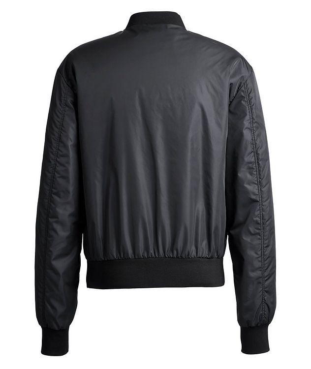 Nylon Bomber Jacket picture 2