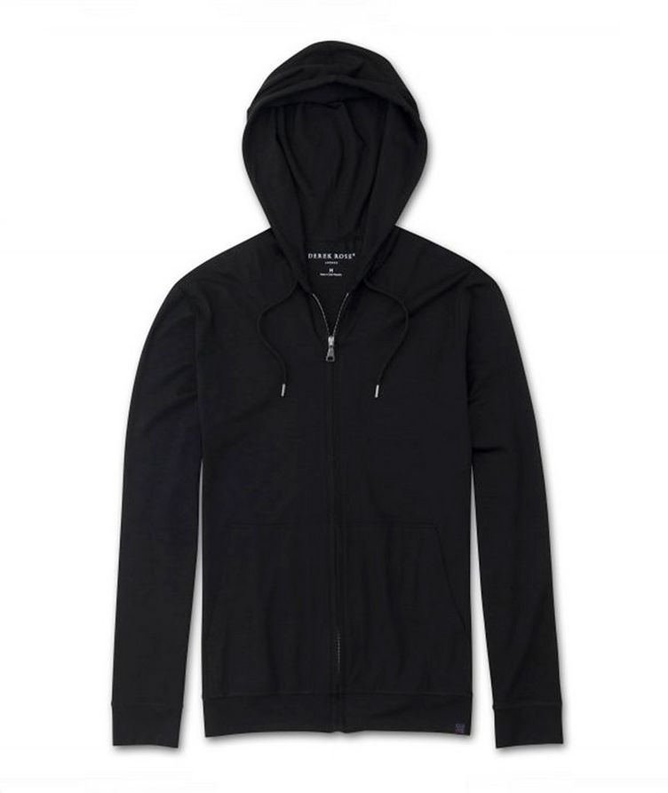 Basel Stretch-Micromodal Hoodie image 0