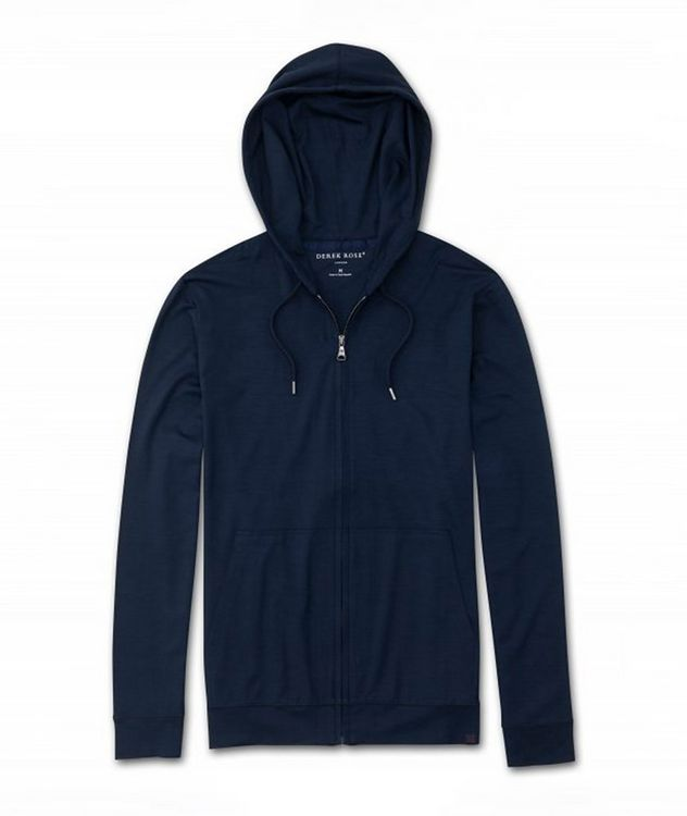 Basel Stretch-Micromodal Hoodie picture 1