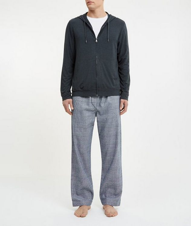 Marlowe Stretch-Micromodal Hoodie picture 3