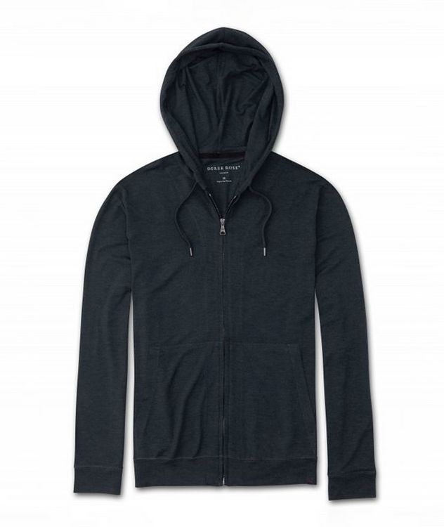 Marlowe Stretch-Micromodal Hoodie picture 1