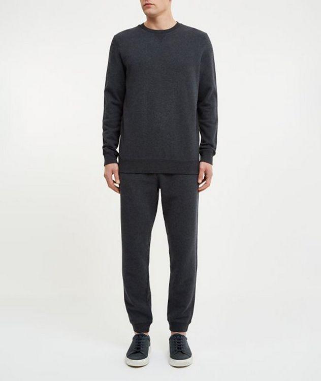 Devon Cotton Sweatpants picture 3
