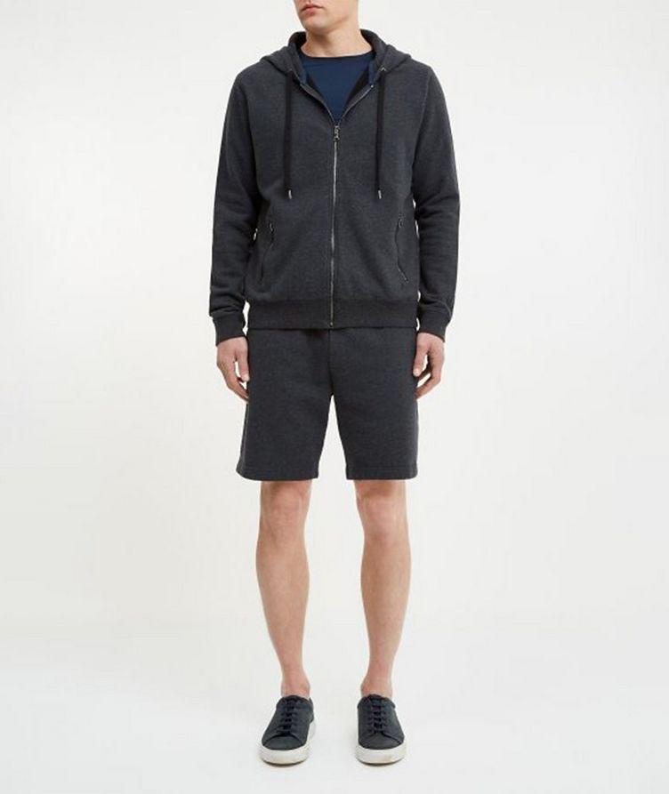 Devon Cotton Sweat Shorts image 3